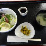 マグロ丼定食800円
