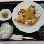 ミックスフライ定食800円
