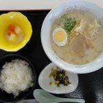 ラーメン定食870円